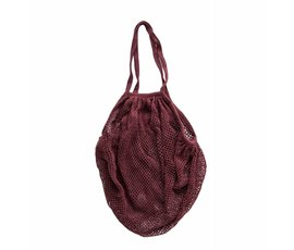 Urban Nature Culture Amsterdam Urban Nature Culture fisherman bag wine red