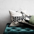House Doctor House Doctor pillow Bird 50x50