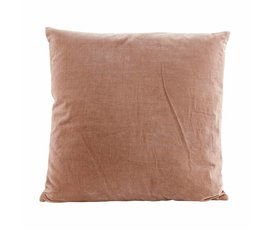 House Doctor House Doctor Cushion velvet Nude 50 x 50