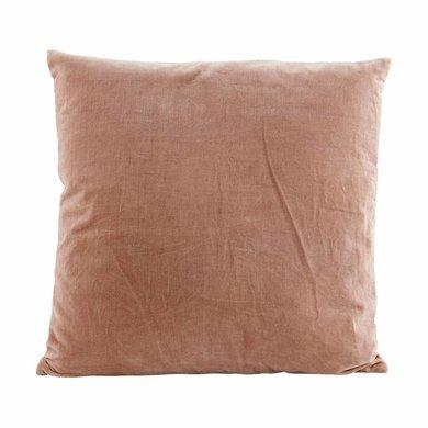 House Doctor House Doctor pillow velvet Nude 50 x 50