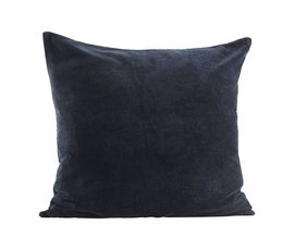 House Doctor House Doctor Cushion blue petrol 60 x 60