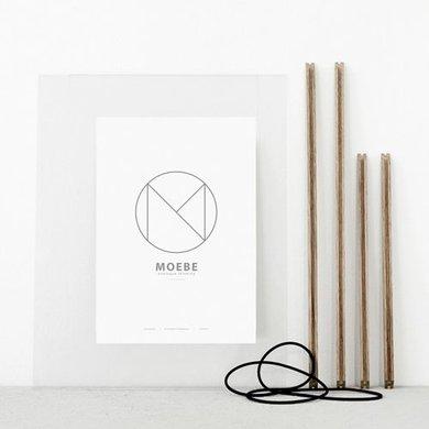 Moebe Moebe frame A5 oak