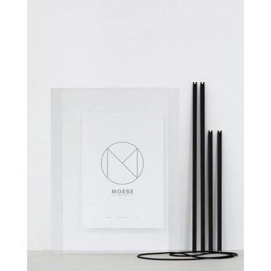 Moebe Moebe frame A4 zwart