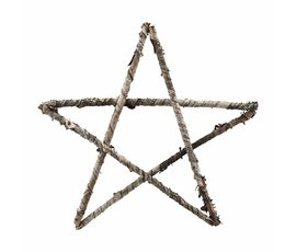 House Doctor House Doctor Christmas decoration star 40 cm