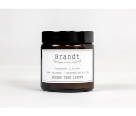 Brandt candles green tea lime