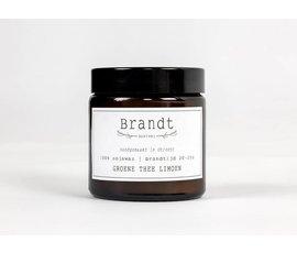 Brandt kaarsen Brandt candles green tea lime