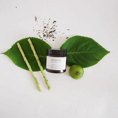 Brandt candles green tea lime