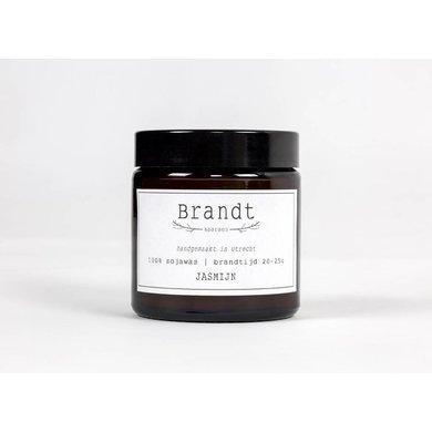 Brandt kaarsen Jasmijn