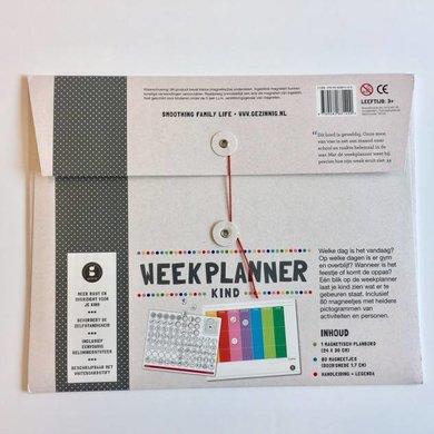 Weekplanner Gezinnig