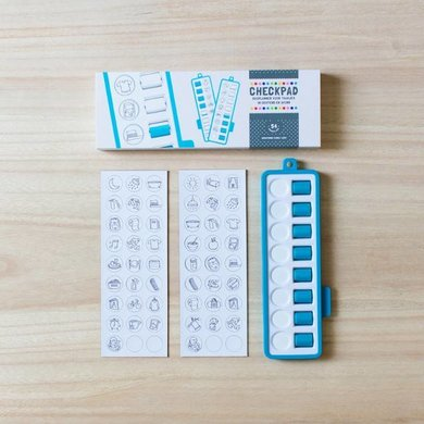 Checkpad / Dagplanner Gezinnig