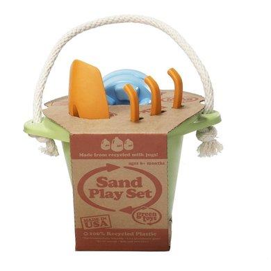 Greentoys Sandcastle set