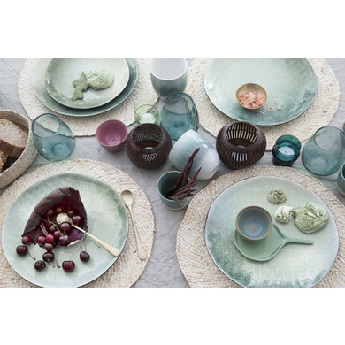 Urban Nature Culture Amsterdam Urban Nature Culture Malachite Green breakfast plate