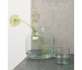 Urban Nature Culture Amsterdam Vase recycled glass