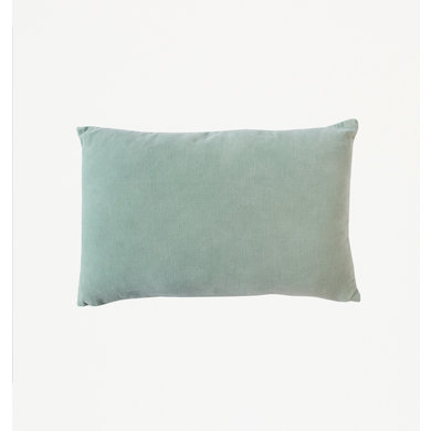 "Urban Nature Culture Amsterdam Cushion ""vintage velvet pampas"""