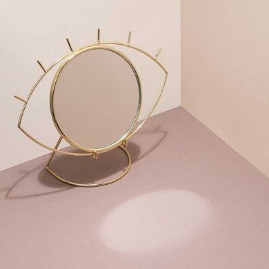 "Doiy ""Cycloop"" table mirror"