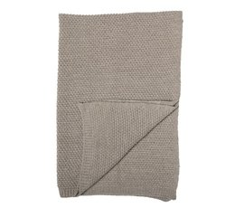 Bloomingville mini Bloomingville blanket Taupe
