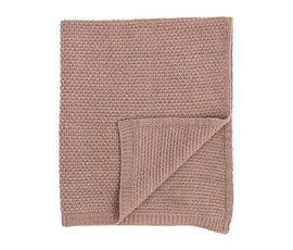 Bloomingville mini Bloomingville blanket Rose