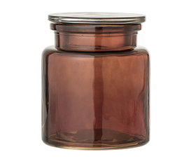 Bloomingville Bloomingville glass jar small