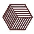 Zone Denmark  Zone pannen onderzetter Hexagon