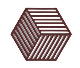 Zone Denmark  Zone pan coaster Birch Hexagon