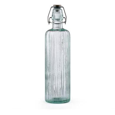 BITZ Bitz swing-top bottle green 1,2L
