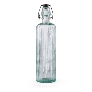 BITZ Bitz swing-top bottle blauw 1,2L