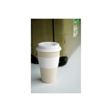 Zuperzozial Cruising travel cup black