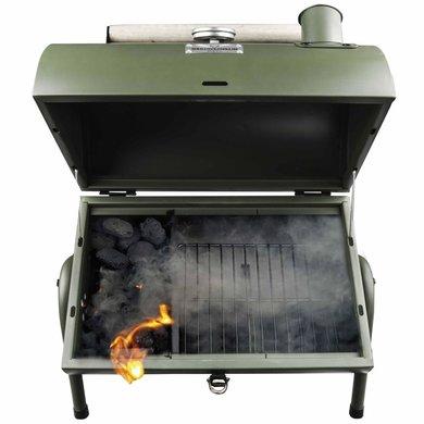 Gusta Gusta Barbecue en roker 2-in-1