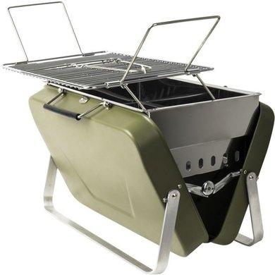 Gusta Gusta BBQ koffer mat groen