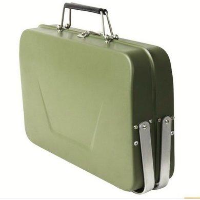 Gusta Gusta BBQ case matte green