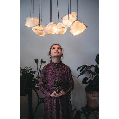 Ekaterina Galera Ekaterina Galera felted wool lamp