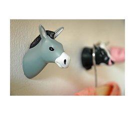 Donkey wall hook