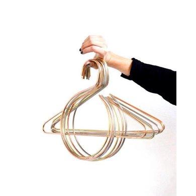 Koperen hanger voor je sjaals