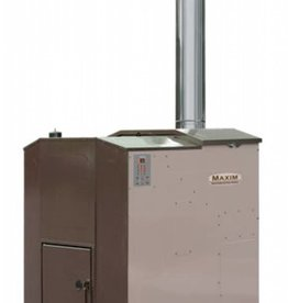 Outdoor Boilers of Europe M250 Maxim Terra bruin - taupe