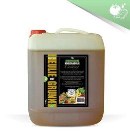 Eulie oet Grunn Biologische Culinaire koolzaadolie 10 liter