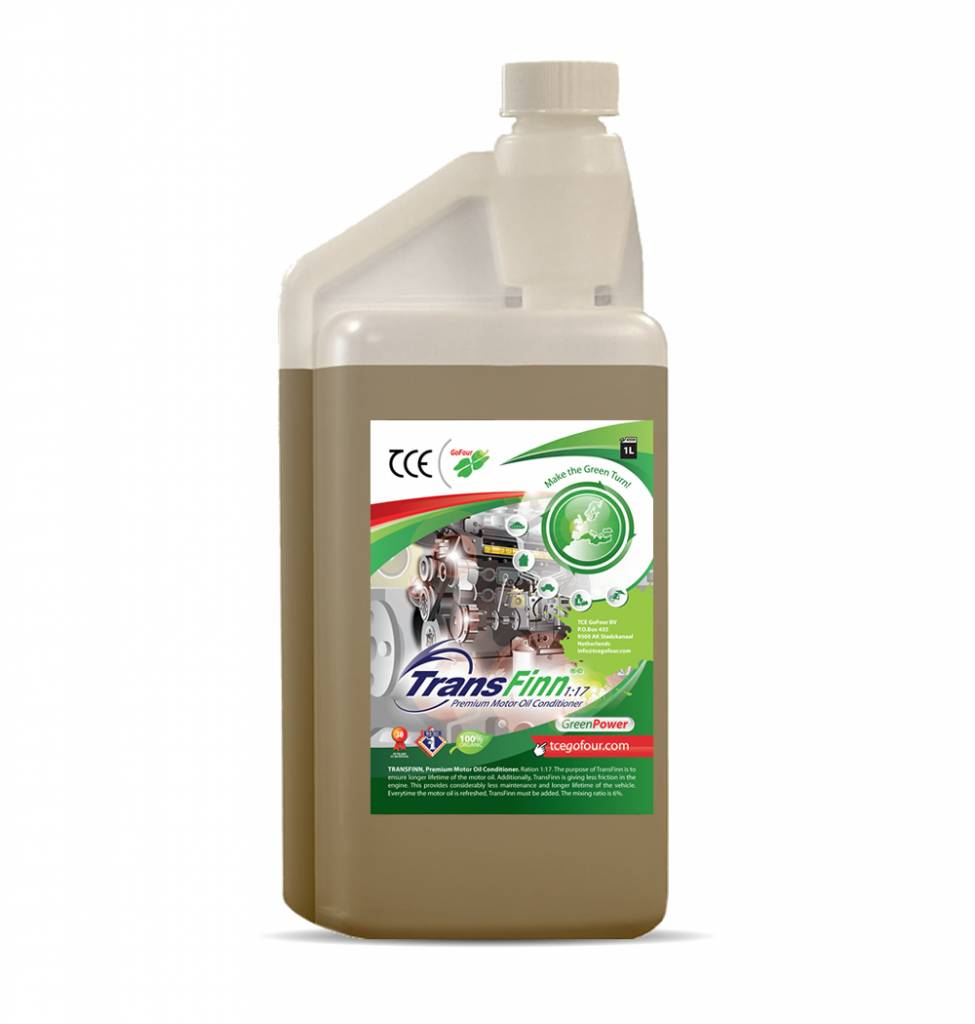 TCE Distribution 1 liter TransFinn motorolieadditief