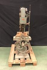 Kettingfrees machine