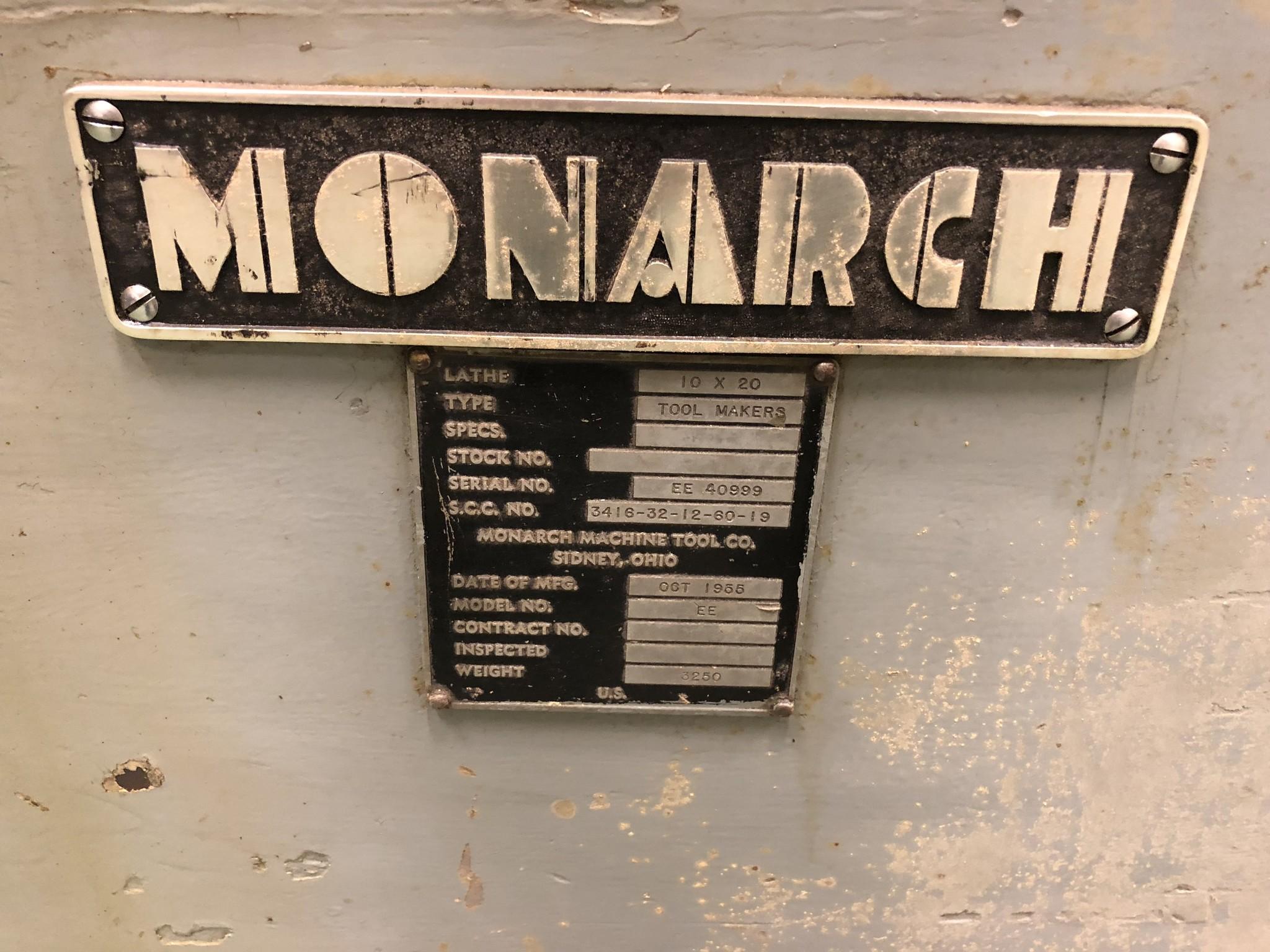 Monarch Monarch Draaibank