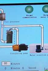 King Kar Diesel Particle Filter Cleaning Machine