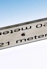 Finn BV Stainless Steel Curve Gauge radius 20/21 meter