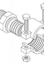 "Outdoor Boilers of Europe PEX klemmenset, 1 1/4"""
