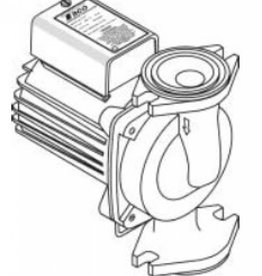 Outdoor Boilers of Europe Taco 0014 pump 220v