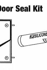 Outdoor Boilers of Europe Deur afdichtingspakket, voor Pallet Burner