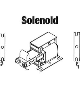 Outdoor Boilers of Europe Solenoïde 240V