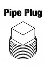 """Outdoor Boilers of Europe Plug, 1/2"""""""