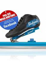 Finn BV Blue Traeck, blade 385mm, S. RVS steel