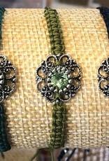 Macrameearmband