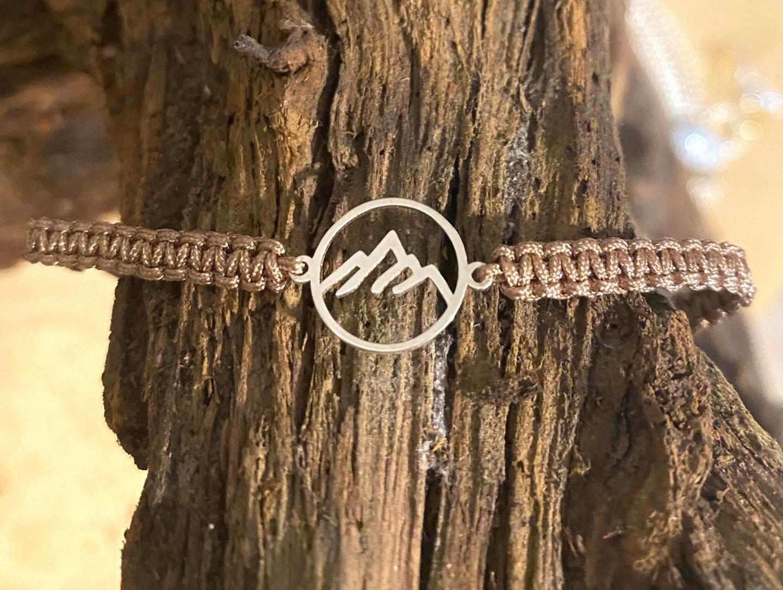 Armband BERGliebe 925 Silber