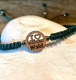 I ❤️ bayerischer Wald- Armband