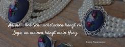 größte Auswahl an Kropfketten, Kropfbändern und Trachtenschmuck, der ganz individuell und nach Wunsch angefertigt wird